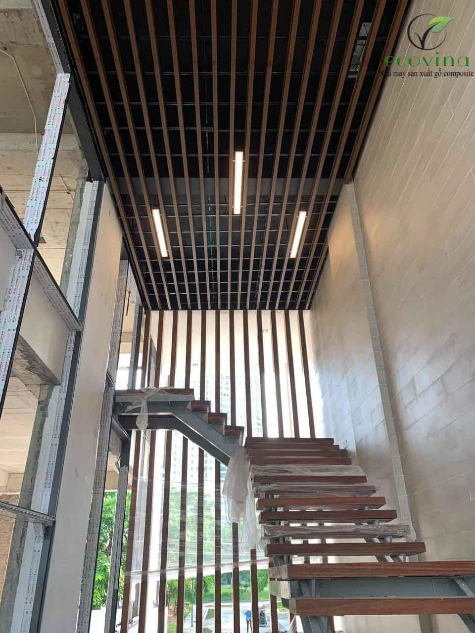 Giới thiệu về lam gỗ nhựa composite và tính năng
