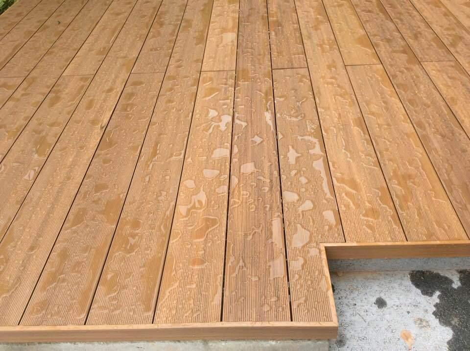 Cung cấp và thi công sàn gỗ nhựa Composite tại Bình Dương