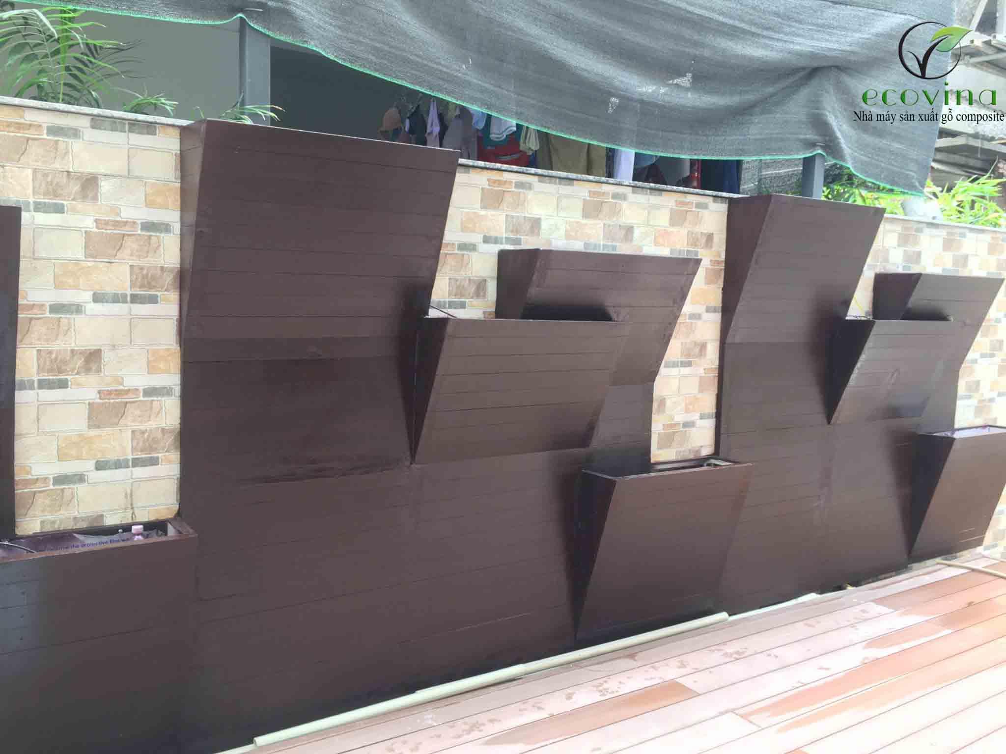 """""""TạiTại sao bạn nên chọn tấm ốp tường gỗ nhựa composite trong nhà Ecovina?"""