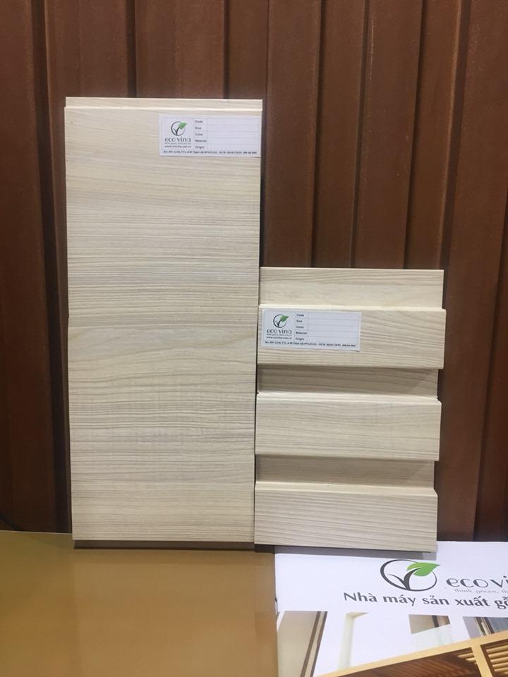 Ecovina - Nhà máy sản xuất gỗ nhựa composite - Giải pháp gỗ nội, ngoại thất