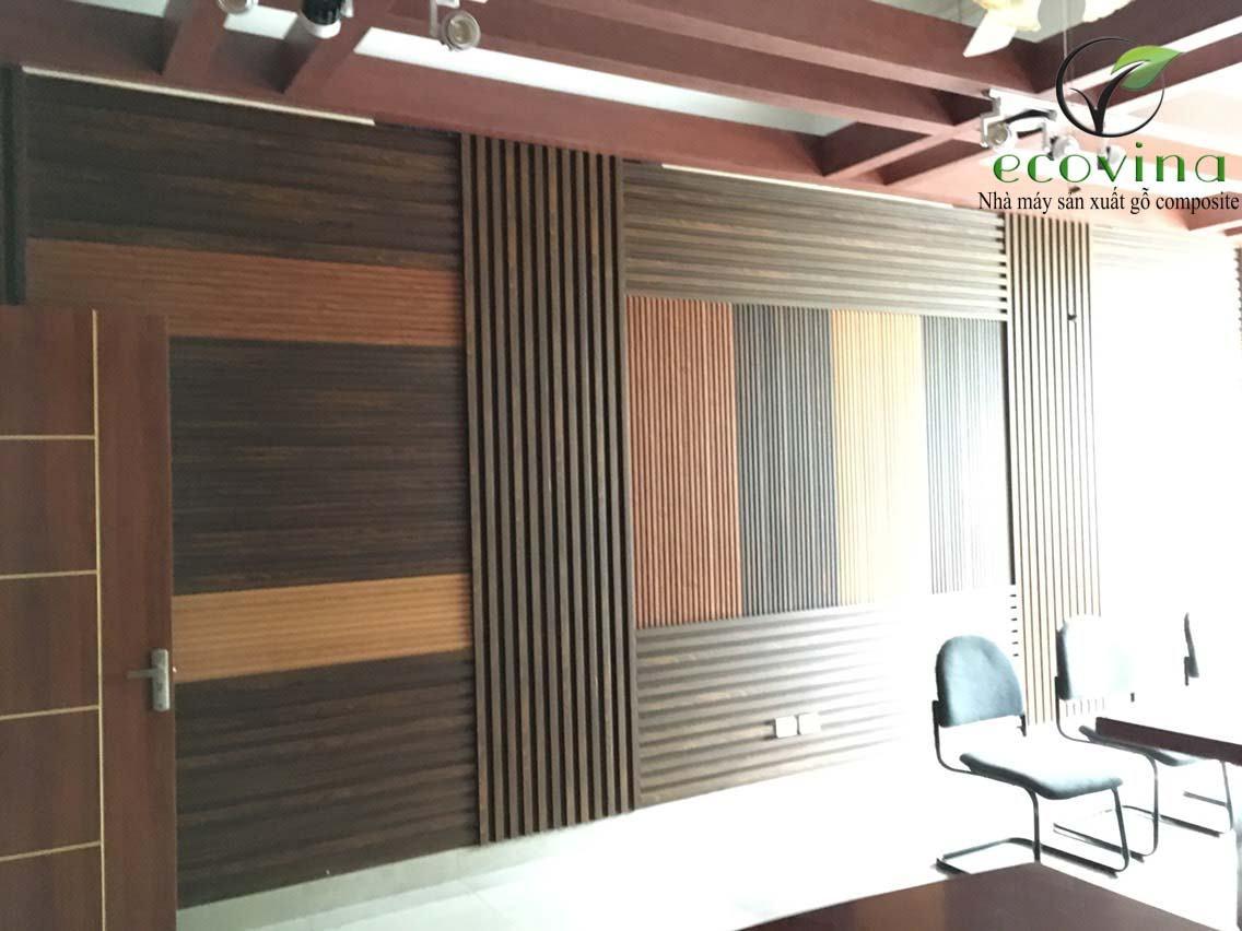 Địa chỉ mua gỗ nhựa composite ốp tường