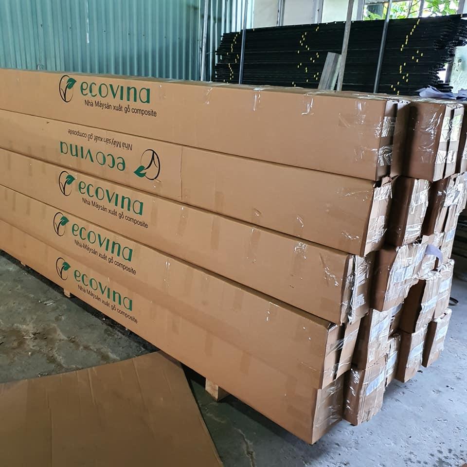Báo giá thi công lam gỗ nhựa Ecovina xuất đi các nơi