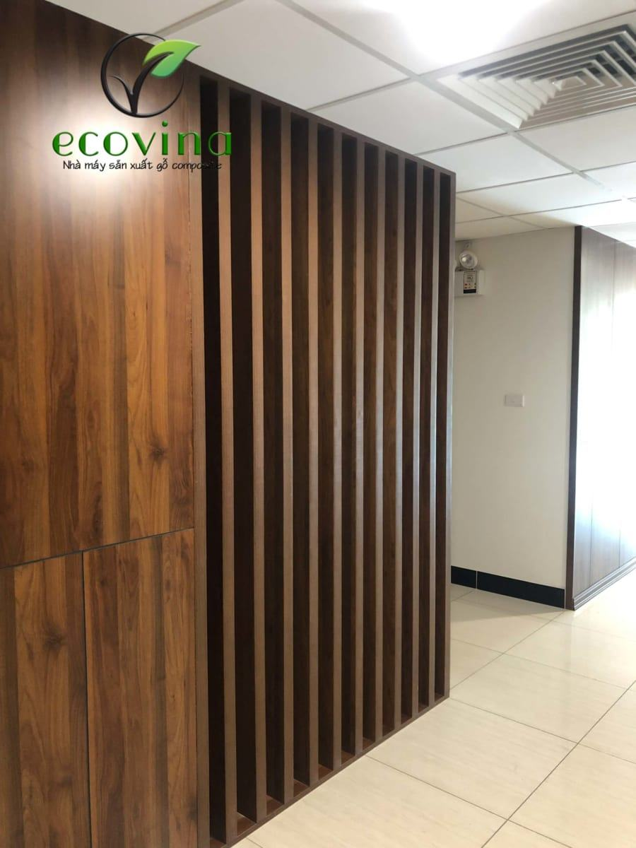 Gỗ nhựa composite Ecovina và những ưu điểm vượt trội