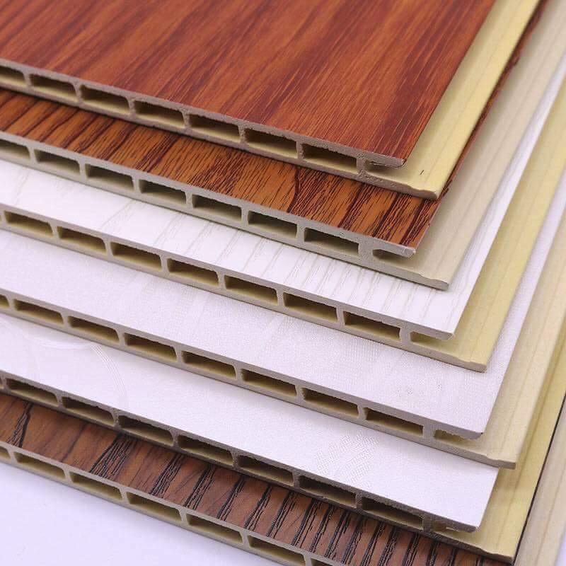 Tấm nhựa nano PVC vân gỗ