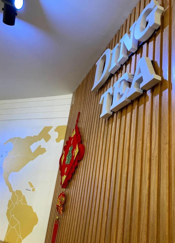 Lam gỗ composite ốp tường