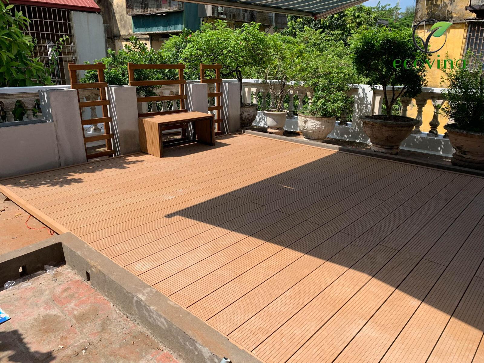 BÁO GIÁ sàn gỗ nhựa Composite 2021